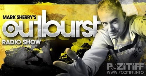 Mark Sherry - Outburst Radioshow 119 (28-08-2009)