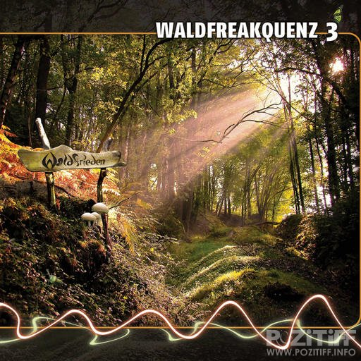 Waldrequenz 3 - Compiled by Dj ElekTrigger (2009)