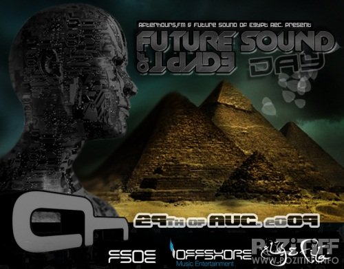 AH.FM presents - Future Sound of Egypt Day (29-08-2009)
