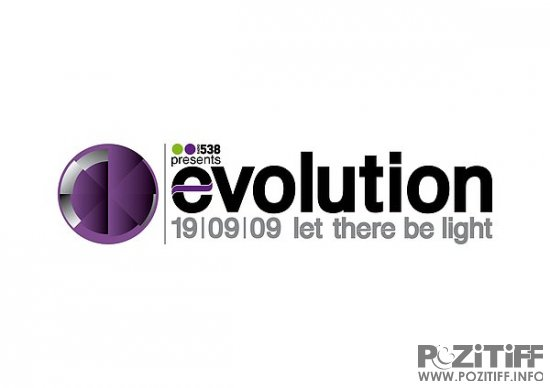 Evolution - Let There Be Light (19-09-2009)