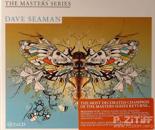 Renaissance: The Masters Series Part 14 Mixed By Dave Seaman (2CD) (2009)