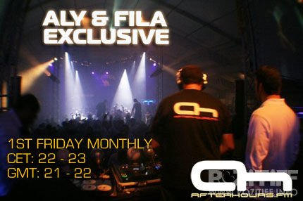 Aly & Fila - Monthly Exclusive (November 2009) (06-11-2009)