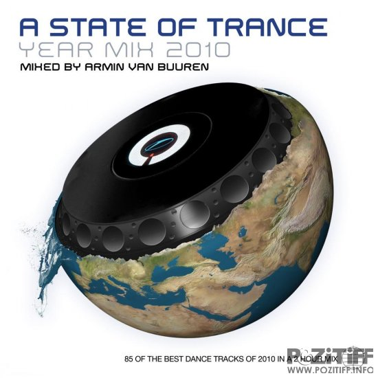 A State Of Trance Year Mix 2010 (mixed by Armin van Buuren) (2010)