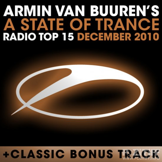 A State Of Trance Radio Top 15 December 2010