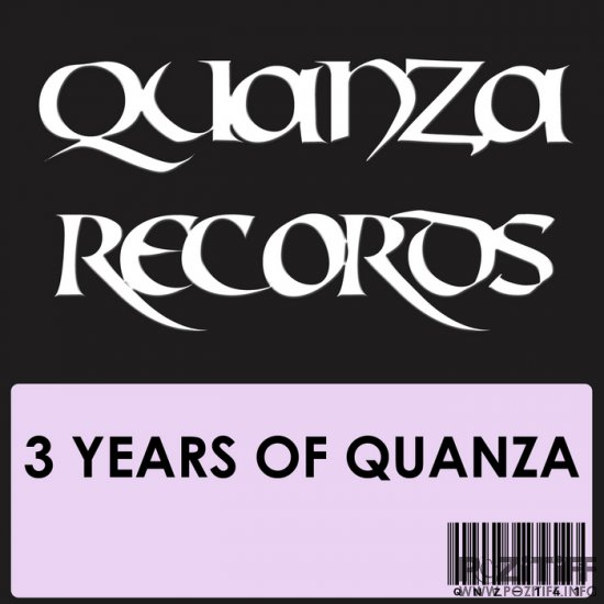 3 Years Of Quanza (2010)