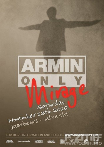 Armin Only Mirage (2010/DVD9)