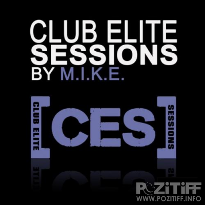 M.I.K.E. - Club Elite Sessions 195 (07-04-2011)