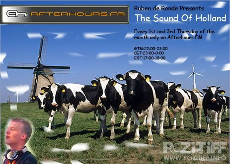 Ruben de Ronde – The Sound of Holland 084 (07-04-2011)