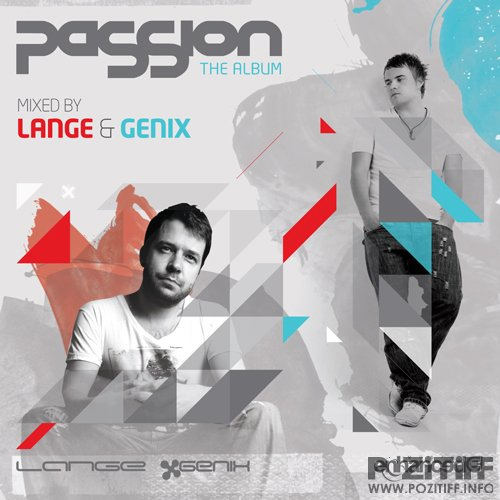 Passion The Album (Mixed By Lange And Genix)-2CD-2011