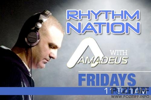 Amadeus – Rhythm Nation (13-04-2011)