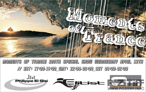 Dave Nadz – Moments of Trance 100 (13-04-2011)