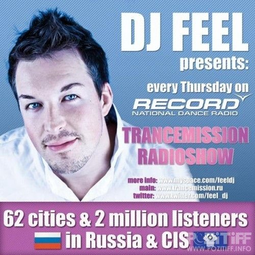 DJ Feel - TranceMission (28-04-2011)