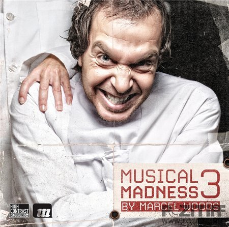 Marcel Woods - Musical Madness 3 (2011)