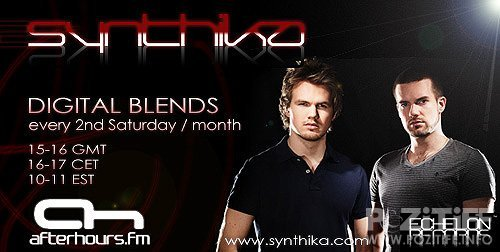 Synthika - Digital Blends 043 (11-06-2011)