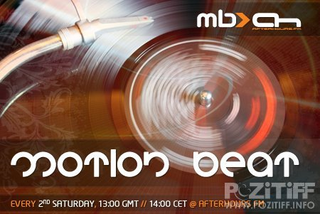 Jennifer Moon - Motion Beat 007 (11-06-2011)