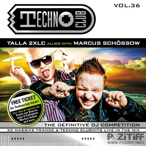 Technoclub Vol.36 (2011)