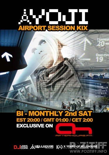 Yoji - Airport Session Kix (June 2011) (11-06-2011)