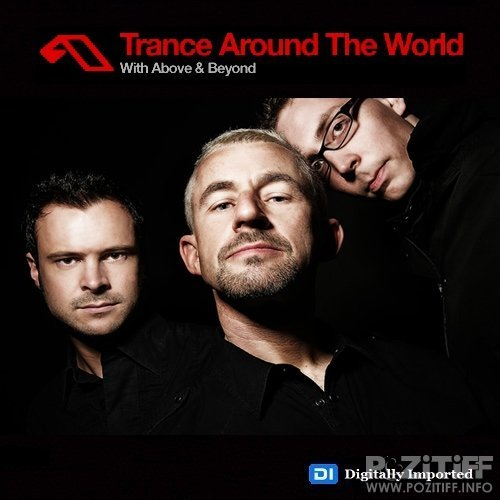 Above & Beyond - Trance Around The World 379 guest Orjan Nilsen, 2011.07.01