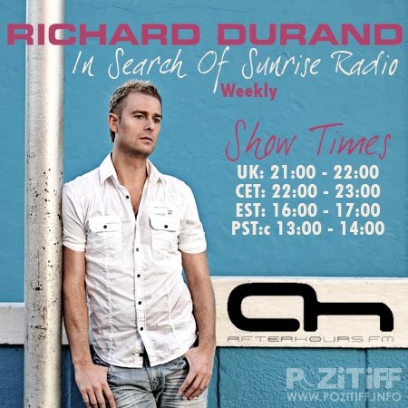Richard Durand - In Search Of Sunrise Radio 042 01-07-2011
