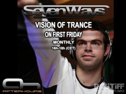 Seven Ways - Vision Of Trance 034 (01-07-2011)