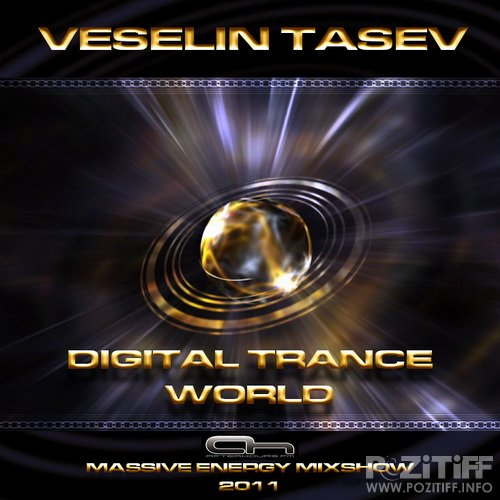 Veselin Tasev - Digital Trance World 188 (17-07-2011)
