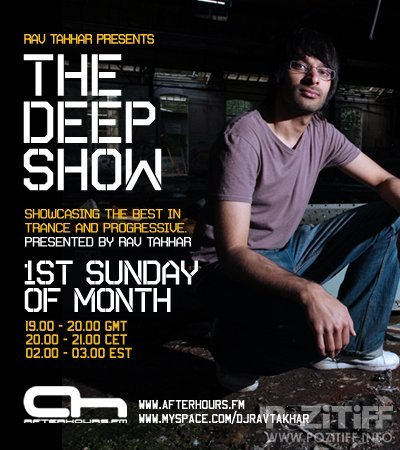 Rav Takhar - The Deep Show 020 (17-07-2011)