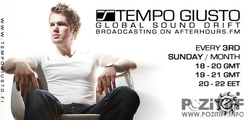 Tempo Giusto - Global Sound Drift 044 (17-07-2011)