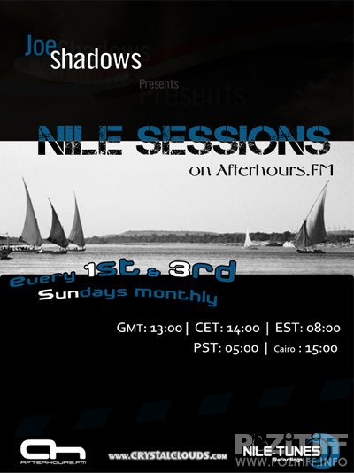 Joe Shadows - Nile Sessions 049 (17-07-2011)