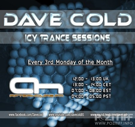 Dave Cold - Icy Trance Sessions 005 (18-07-2011)