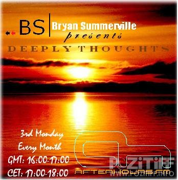 Bryan Summerville - Deeply Thoughts 031 (18-07-2011)