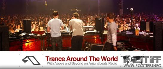Above & Beyond - Trance Around The World 383 29-07-2011