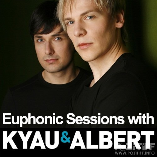 Kyau & Albert - Euphonic Sessions (August 2011) (03-08-2011)