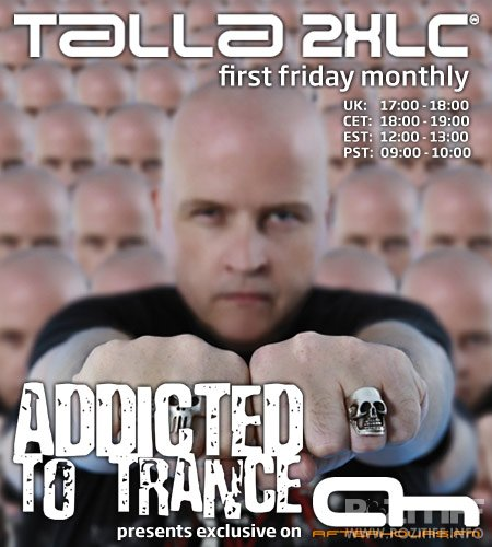 Talla 2XLC - Addicted To Trance (August 2011) (05-08-2011)