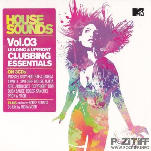 House Sounds Vol 3 (2011)