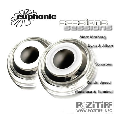 Ronski Speed - Euphonic Sessions (August 2011) (16-08-2011)