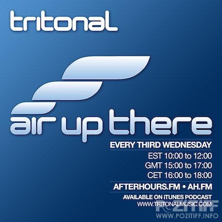 Tritonal - Air Up There 043 (17-08-2011)
