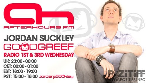 Jordan Suckley - Goodgreef Radio 027 (17-08-2011)