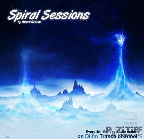 Robert Nickson - Spiral Sessions (August 2011) (22-08-2011)