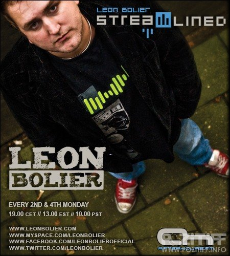 Leon Bolier - StreamLined 056 (22-08-2011)