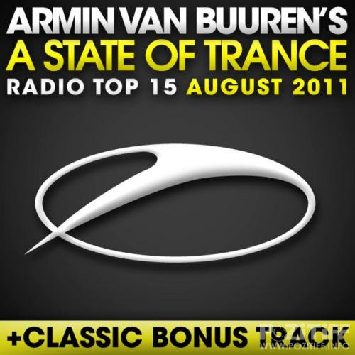 A State Of Trance: Radio Top 15 - August 2011