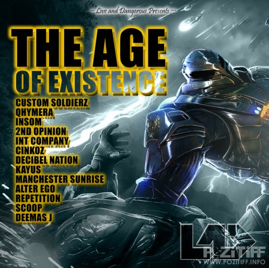 The Age Of Existence (2011)