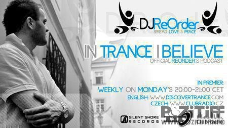 ReOrder - In Trance I Believe 102 (26-09-2011)