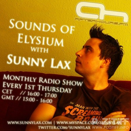 Sunny Lax - Sounds of Elysium 016 (06-10-2011)