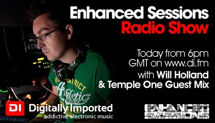 Will Holland – Enhanced Sessions 112 (07-11-2011)
