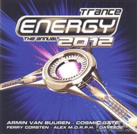 Energy 2012 - The Annual Trance (2011)