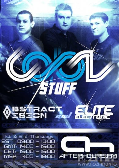 Abstract Vision & Elite Electronic - Cool Stuff 004 (17-11-2011)