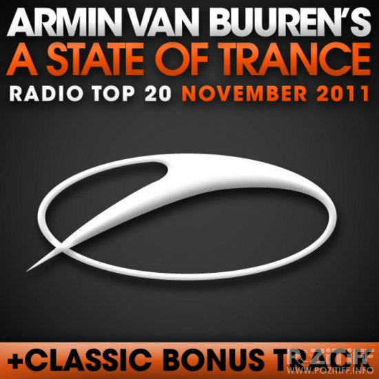 A State Of Trance: Radio Top 20 - November 2011 (2011)