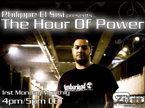 Philippe El Sisi - The Hour of Power 037 (05-12-2011)