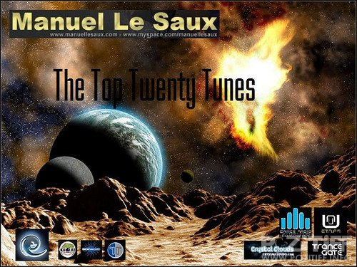 Manuel Le Saux - Top Twenty Tunes Top 60 Of 2011 (Part 1) (19-12-2011)