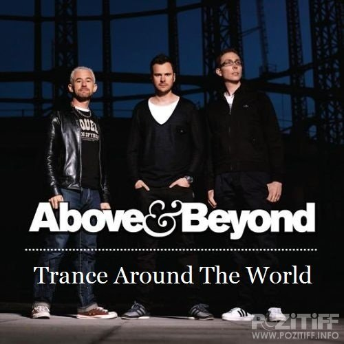 Above & Beyond - Trance Around The World 407 (13-01-2012)